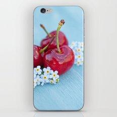 Cherry Beauty iPhone & iPod Skin
