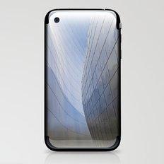 METALLIC WAVES iPhone & iPod Skin