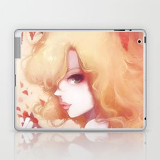 Automne rouge Laptop & iPad Skin