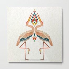 couple of birds Metal Print