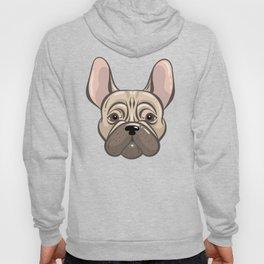 Cute Adorable French Bulldog Hoody