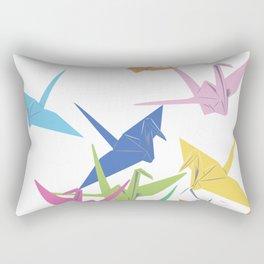 Pape Cranes Rectangular Pillow