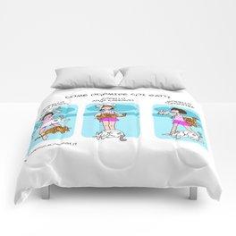 Dormire coi gatti Comforters