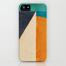 Regata al Tramonto iPhone Case