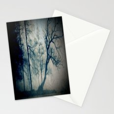 The fog Stationery Cards