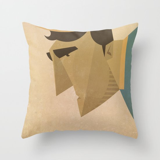 Adriano Throw Pillow