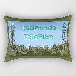 California TelePine Rectangular Pillow