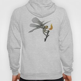 Fire-breathing Dragonfly Hoody