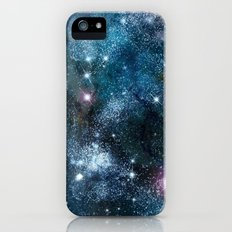 Space iPhone (5, 5s) Slim Case