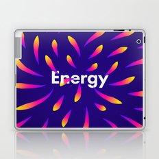 Energy Laptop & iPad Skin