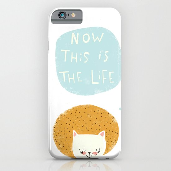 now this is the life iPhone & iPod Case