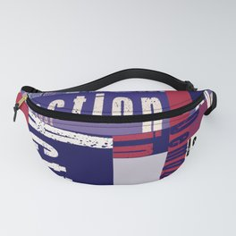 Election Day 4 Fanny Pack