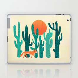 Desert fox Laptop & iPad Skin