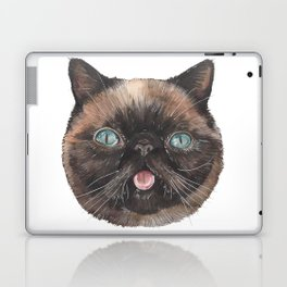 Der the Cat - artist Ellie Hoult Laptop & iPad Skin