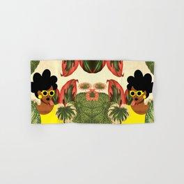 Bayou Girl II Hand & Bath Towel