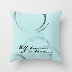 Teenagers by Hayley Williams Throw Pillow