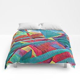 Continuum 2 Comforters