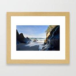 Yoakam Point Framed Art Print