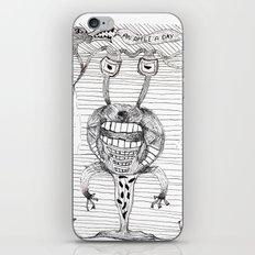 An Apple A Day iPhone & iPod Skin