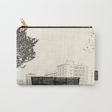 Tom's Favourite Spot —Angels Knoll Park, LA —(500) Days of Summer Carry-All Pouch