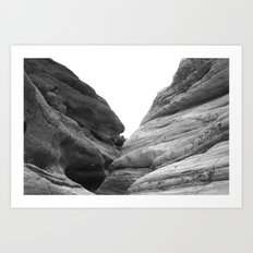 That Was the Easy Part... Art Print