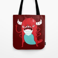 Monster Nagging Tote Bag