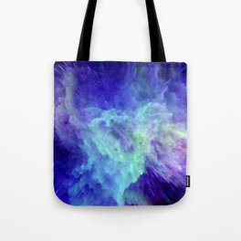 Space Explosion 07 Tote Bag