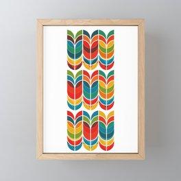 Tulip Framed Mini Art Print