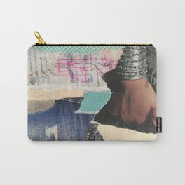 Ripped Jeans Carry-All Pouch
