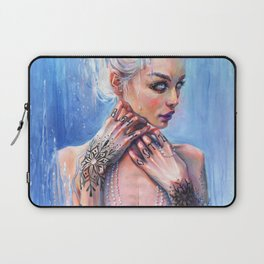 THE MIRROR OF REASON Laptop Sleeve