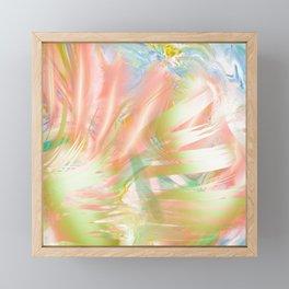 Reeds & Blooms Framed Mini Art Print
