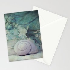 Shell Stationery Cards