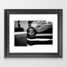 50s Ford Custom Framed Art Print