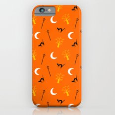 Halloween Night-Orange iPhone 6s Slim Case