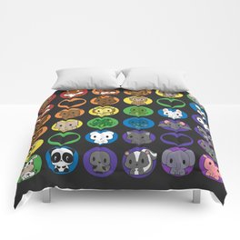Collective Nouns 02 Comforters
