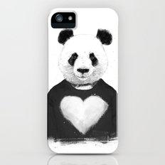 Lovely panda iPhone (5, 5s) Slim Case