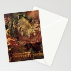 There is a Mountain Stationery Cards