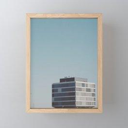 Budapestsky Framed Mini Art Print
