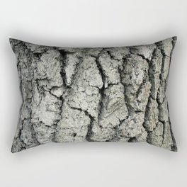 Barkin' Up The Right Tree Rectangular Pillow