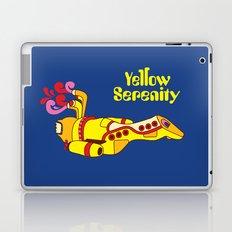 Yellow Serenity Laptop & iPad Skin