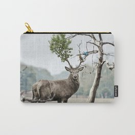 Mystical Deer Carry-All Pouch
