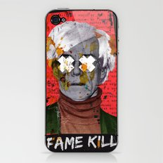 Fame Kills iPhone & iPod Skin