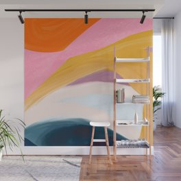 Let Go - no.36 Shapes and Layers Wall Mural