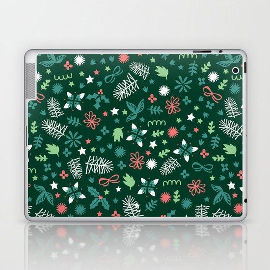 Have a Holly Jolly Christmas  Laptop & iPad Skin