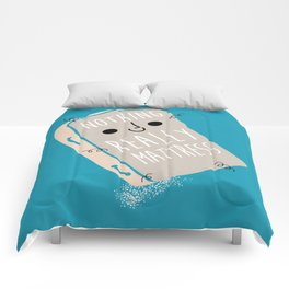 Nothing Really Mattress Comforters
