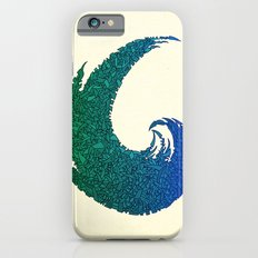 - summer wave - iPhone 6s Slim Case