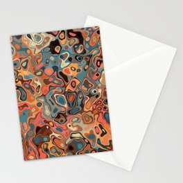 Rusty old door Stationery Cards