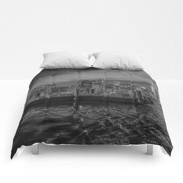 NYC Illuminated Comforters