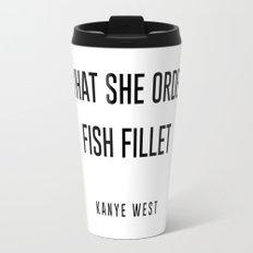 Fish fillet Travel Mug