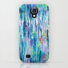Silver Rain Slim Case Galaxy S4